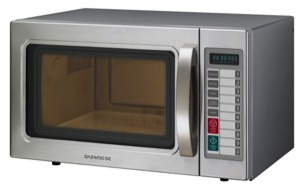 marine commercial microwave