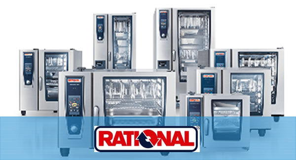 catering equipment sussex Rational Approved Dealer